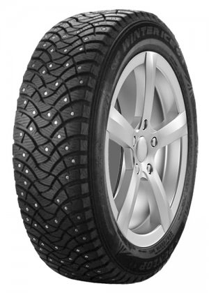 215/60/16 Данлоп СП Винтер Айс 03 Dunlop SP WINTER ICE 03 (215/60R16) шип